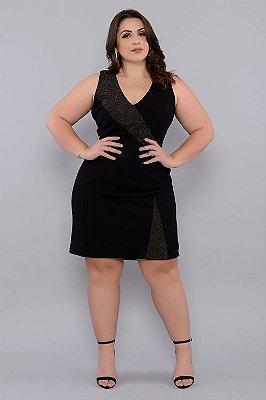 Vestido Plus Size Marane