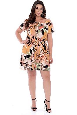 Vestido Plus Size Farida