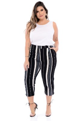 Regata Plus Size Halle