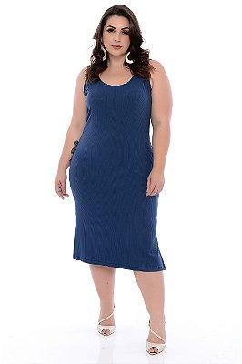 Vestido Plus Size Hiba