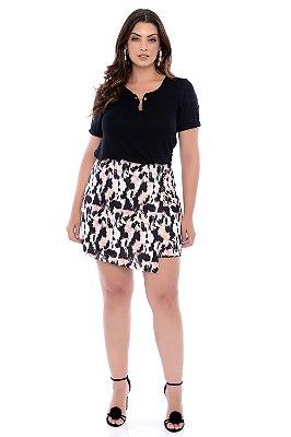 Shorts Saia Plus Size Lantana