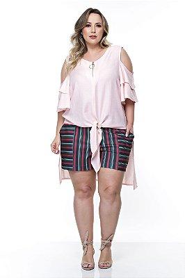 Shorts Plus Size Adelfa