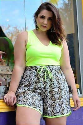 Shorts Plus Size Alisso