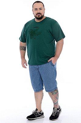 Bermuda Jeans Plus Size Darius