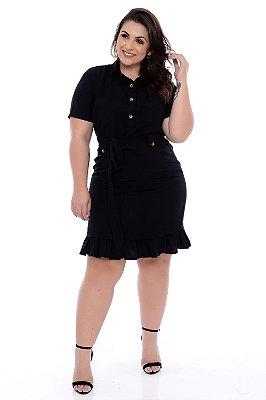 Vestido Plus Size Isha