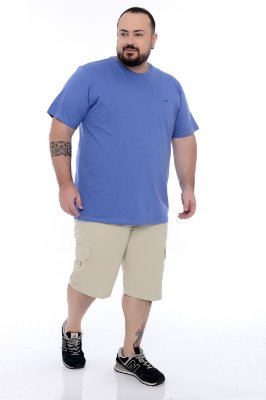 Camiseta Plus Size Anielo