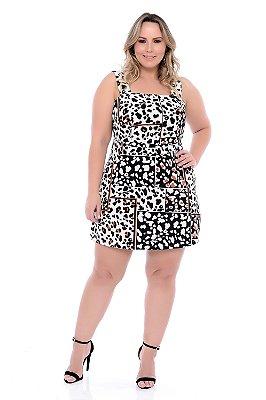 Macaquinho Plus Size Katie
