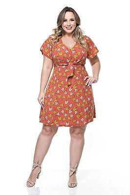 Vestido Plus Size Kari