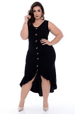 Vestido Plus Size Katala
