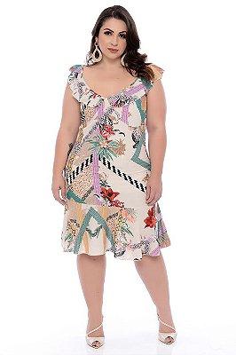 Vestido Plus Size Kayley
