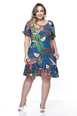 Vestido Plus Size Kaylea
