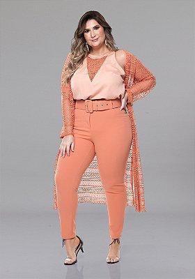 Maxi Cardigan Plus Size Kalli
