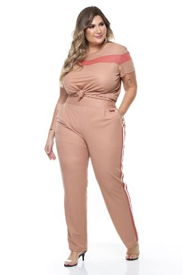 Conjunto Plus Size Kadance