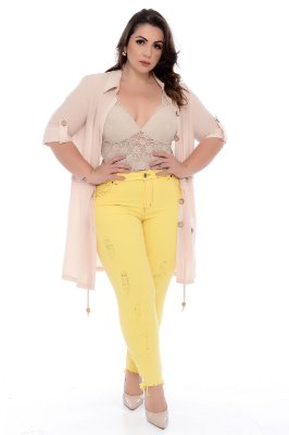 Top Plus Size Kelise