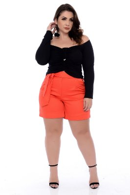 Shorts Plus Size Kiana