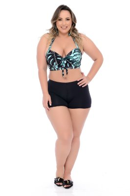 Top com Bojo Plus Size Zadar