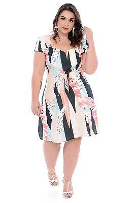Vestido Plus Size Chelsy