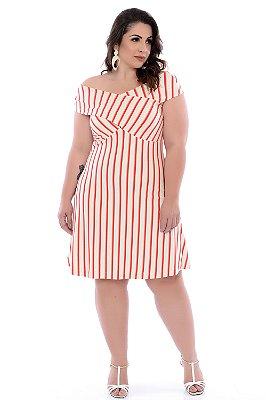 Vestido Plus Size Camille