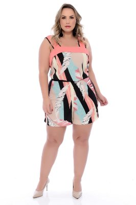 Shorts Plus Size Cacilia