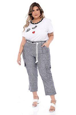 Blusa Plus Size Cayla
