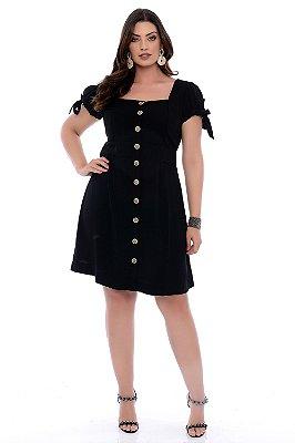 Vestido Plus Size Izy
