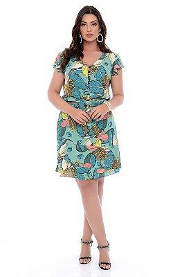Vestido Plus Size Lorelay