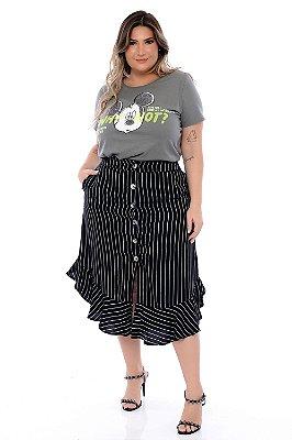 Blusa Plus Size Nayara