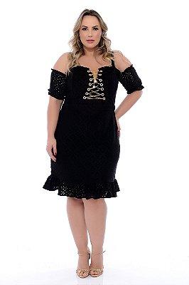 Vestido Plus Size Ursula