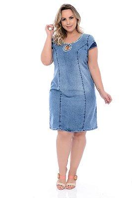 Vestido Plus Size Sabbine