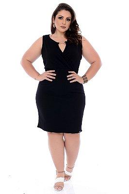 Vestido Plus Size Monalisa