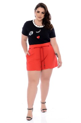 Shorts Plus Size Elea