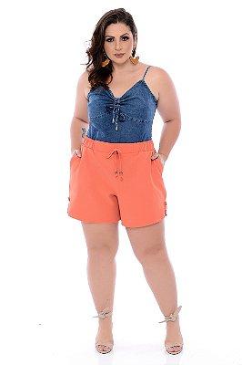 Shorts Jogger Plus Size Bles