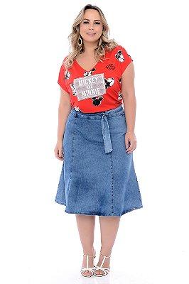 Blusa Plus Size Alicia