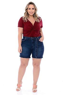 Blusa Plus Size Maia