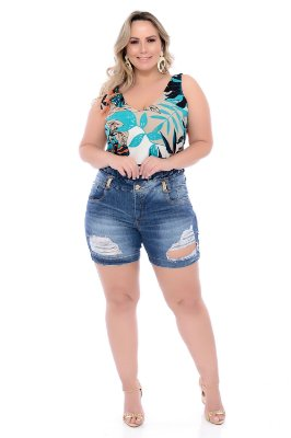 Regata Plus Size Veriana