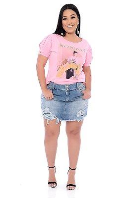 Blusa Plus Size Akya