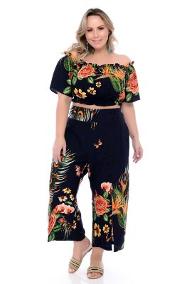 Top Plus Size Fahima