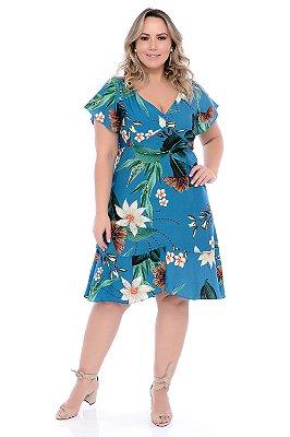 Vestido Plus Size Joicy