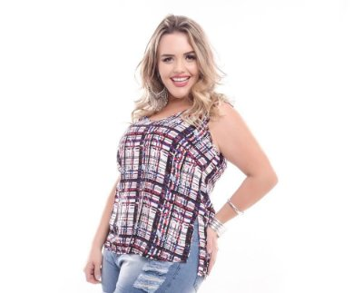Regata Plus Size Mariana