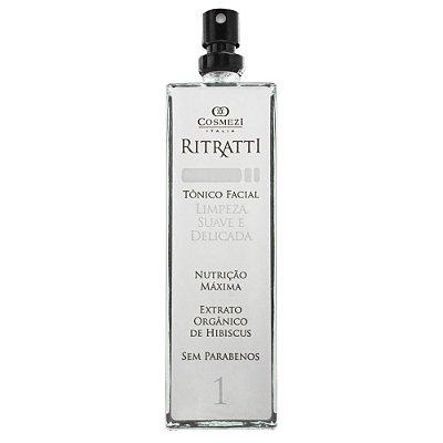 Tônico Ritratti 50ml - Limpeza de Água Termal
