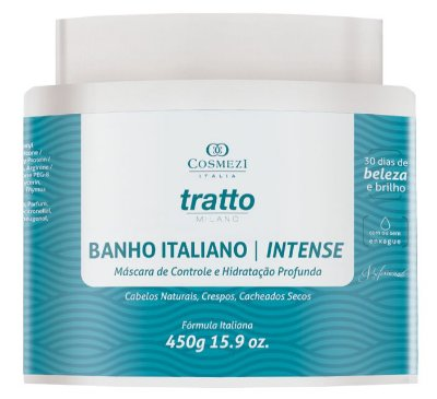Máscara Leave-In Banho Italiano Intense 450g