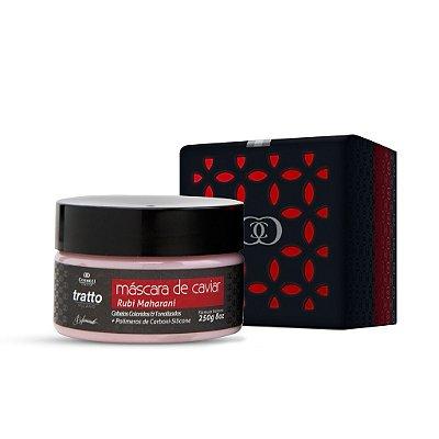 Máscara de Caviar & Rubi Tratto 250g - Coloridos & Tonalizados