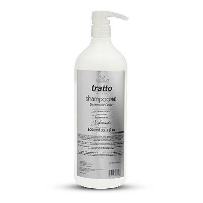 Shampoo Pré de Caviar Profissional 1l - Limpeza Antiresíduos