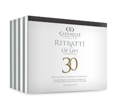 Up Lift Ritratti 30 - Lifting Facial Anti Rugas