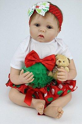 Boneca Reborn Valentina Mega Oferta
