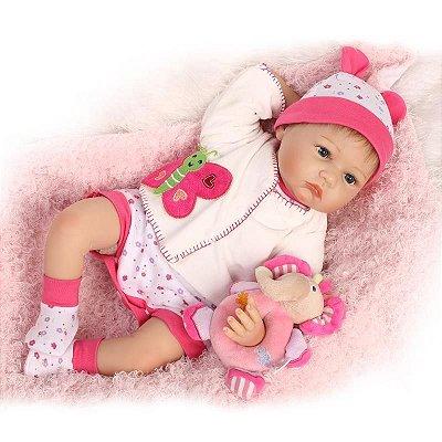 Boneca Reborn  Jolie Super Oferta