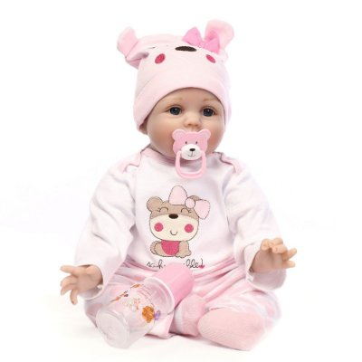 Boneca Bebe Reborn Fofinha