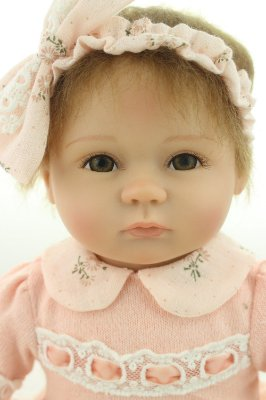 Boneca Bebe Reborn Emma