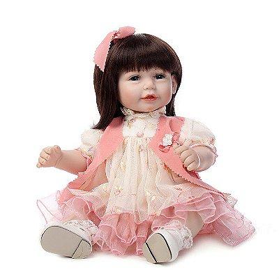 Boneca Bebe Reborn Gigi super Promoção