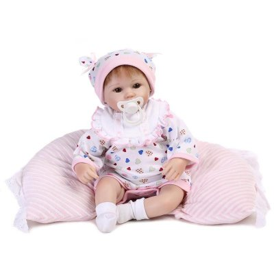 Boneca Bebe Reborn Bianca